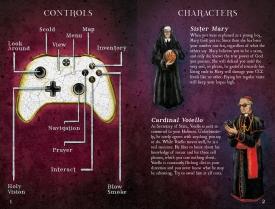 Controls / Characters