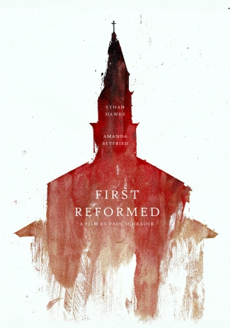 First Reformed Cover Redesign