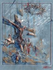 Constructing a Crucifixion