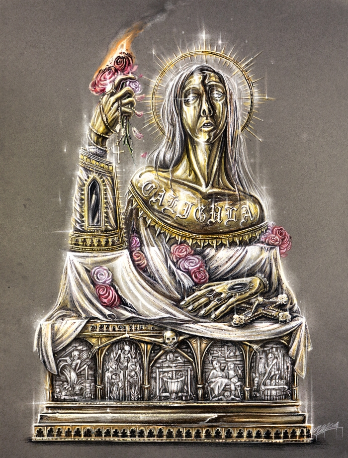 Deathdealer Reliquary