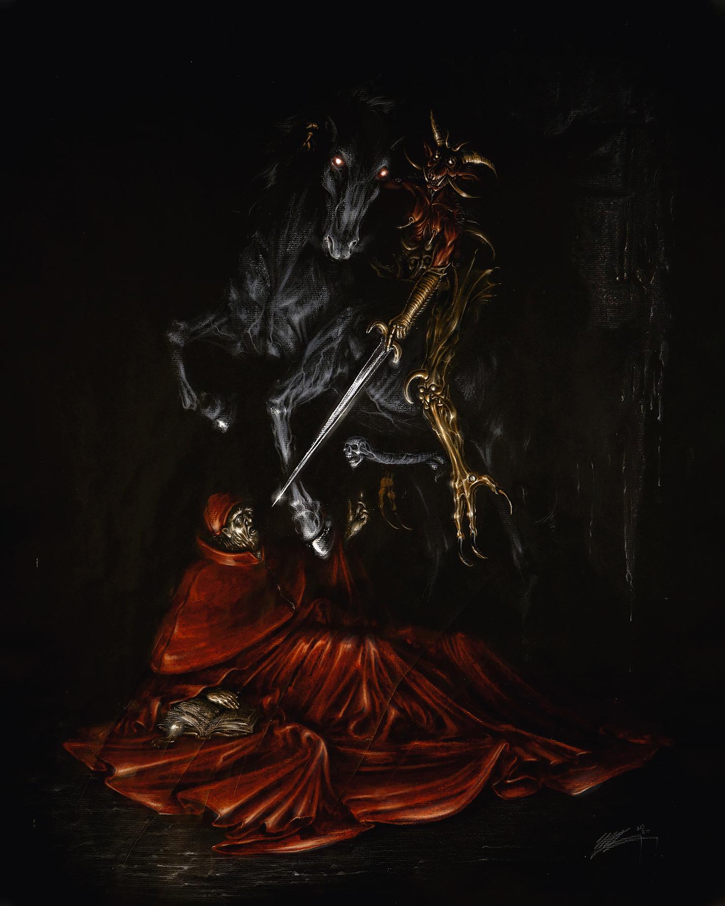 Death of a Clergyman